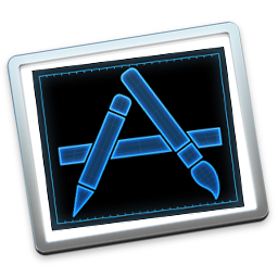 The application icon for Instruments.
